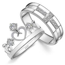 his and hers wedding gifts wedding rings for him and his hers matching sterling