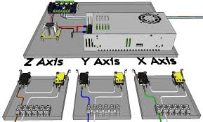wire limit switches to jk02 m cnc pinterest wire cnc and
