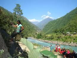 great places to go rock climbing around kathmandu inside himalayas