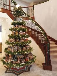 What Trees Are Christmas Trees - 25 unique christmas village display ideas on pinterest
