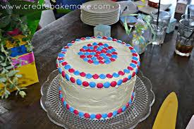 baby celebration cake create bake make