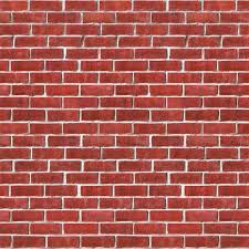 red brick wall color option