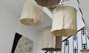 Linen Pendant Light Make Your Own Italian Style Rustic Linen L Care2 Healthy Living