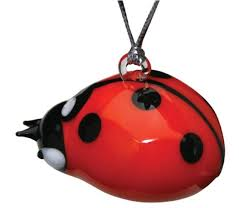 dynasty gallery lwork glass ladybug ornament gifts from a