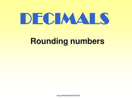 rounding to the whole number by manojpalakkad teaching resources