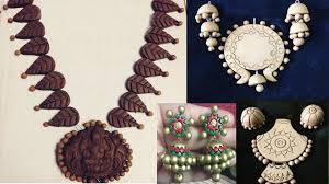 terracotta jewellery terracotta designs how to make terracotta