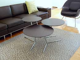 furniture awesome nesting coffee table for home interior