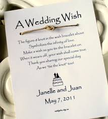 a wedding wish wedding favors ideas simple wedding favor quotes inspiration