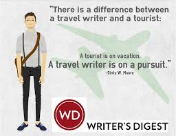 how to become a travel writer images How to actually get paid to travel and write jpg