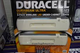 led wireless motion sensor light costco costco sale duracell durabeam ultra 2 pack wireless led under