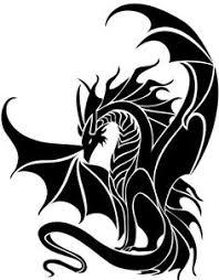 tribal elk tattoo designs tribal dragon tattoo designs elk