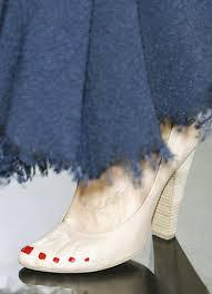 minggu fesyen musim bunga dan panas 2013 milan dirasmikan 10 sepatu aneh dalam peragaan busana koleksi spring 2013 i love
