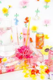 lucite desk accessories 19 trendy lucite diys to freshen up your spring decor brit co
