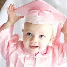 baby graduation cap and gown baby graduation caps gowns kinder keepsakes llc