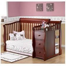 Toddler Changing Table Baby Crib And Changing Table Combo Karimbilal Net