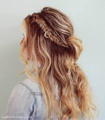 Hairstyle Diy by Part 2 Of 3 Coachella Hairstyle Diy Series Www Barefootbelleblog