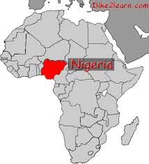 map of nigeria africa nigeria gif