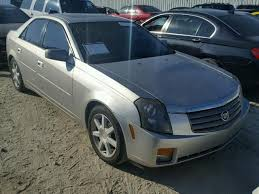 cadillac cts coupe 2005 salvage cadillac cts for sale at copart auto auction autobidmaster