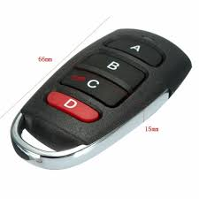 Overhead Door Remote Controls by Garage Opener Matcc Universal 4 Buttons Cloning 433mhz Electric