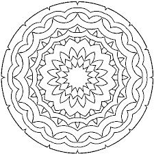 Dessin De Mandala A Imprimer  Maison Design  Apsipcom