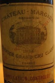 chateau margaux i will drink my wines and more 1934 château margaux perfection