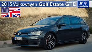 2015 volkswagen golf gtd estate test test drive and in depth