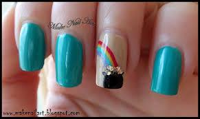 make nail art march 2015