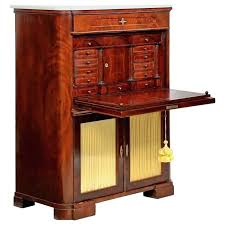 vintage secretary desk with hutch sideboards antique hutch for