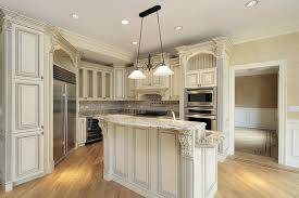 Wood Floor In Kitchen by 32 Spectacular White Kitchens With Honey And Light Wood Floors