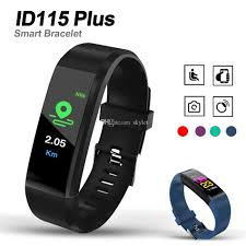 bracelet iphone sleep images Id115 plus smart bracelet heart rate blood pressure monitor jpg