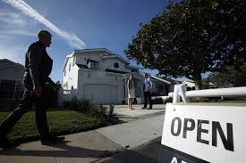 socal home sales prices show gains la times