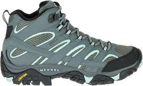 womens boots tex merrell s moab 2 mid tex hiking boots s sporting