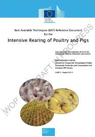 European Ippc Bureau European Commission Olores Org Second Draft Of The Bref On Intensive Rearing Of
