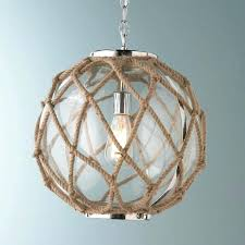 Nautical Rope Chandelier Coastal Style Pendant Lighting Light Bulb Nautical Fans Lights