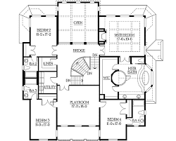 luxury master bathroom floor plans luxurious five master bath with circular sho 23184jd
