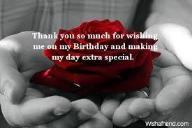 birthday thank you notes birthday thank you notes
