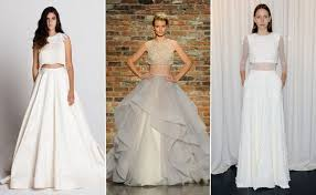 would you wear a crop top for your wedding day