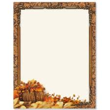 fall harmony border papers paperdirect