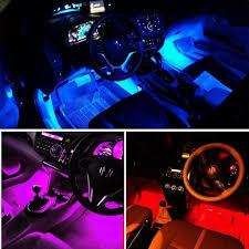 neon lights for trucks car rgb led neon interior light deals life