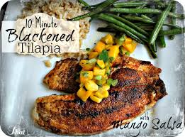 Healthy Fish Dinner Ideas Cooking Tilapia Fish