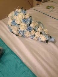 wedding flowers birmingham blue diamond wedding cake in birmingham diamante tier
