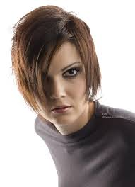 swing hairstyles classic grunge hairstyle or layered short swing style