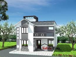 Duplex Home Design Plans 3d 60475bhk Duplex House Design News Jpg House Elevation Indian