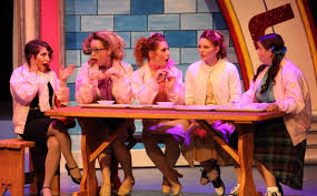 curtain up bringing classic musicals to the stage the sentinel