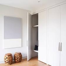 Closet Panel Doors Fabric Panel Closet Doors Design Ideas