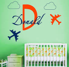 monogram wall decals for nursery compare prices on monogram wall decals nursery online shopping