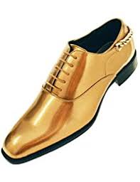 amazon com gold oxfords shoes clothing shoes u0026 jewelry