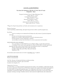 Student Part Time Job Resume by Retail Assistant Resume No Experience