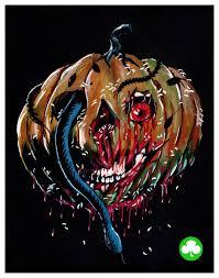halloween art prints the horrors of halloween june 2014