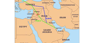 Where Is Syria On The Map by Syria A Nonsensical U201cpipeline Triggered U201d War Theory Debunked